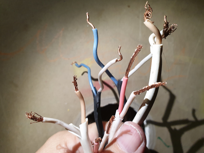 Old house electrical issues
