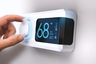 installing thermostats and smart thermostats