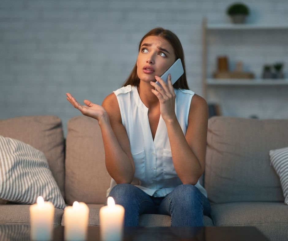 When do you need to call an electrician?