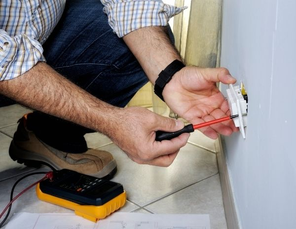 Residneital electrical services in Edmonton and surrounding areas
