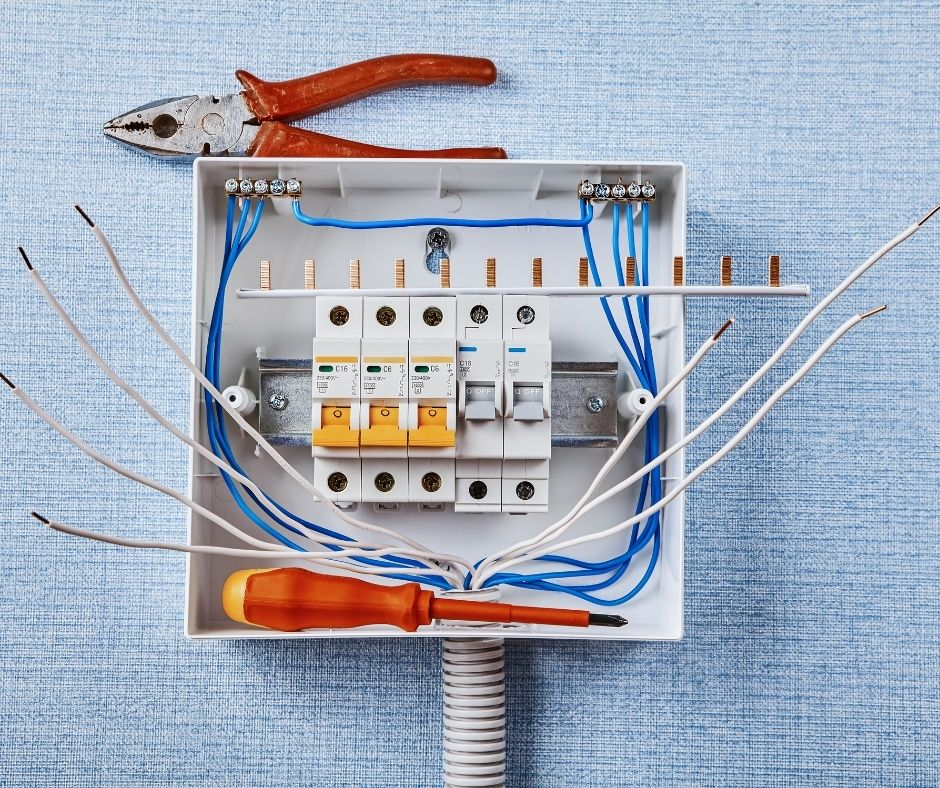service panel upgrade or main panel upgrade service in Edmonton